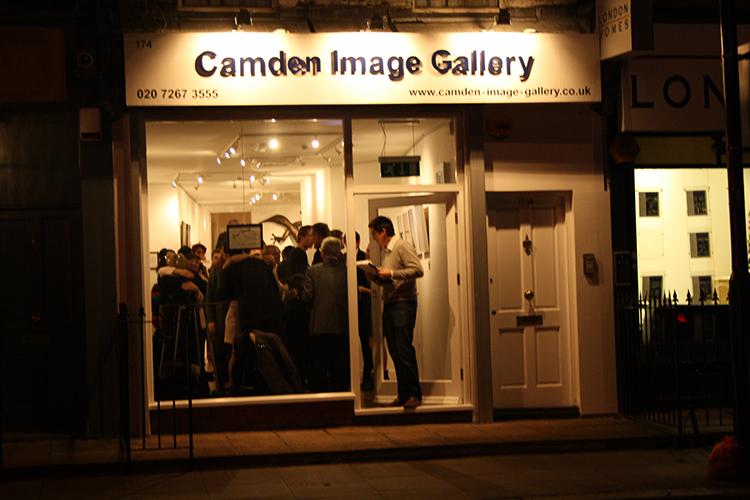 Camden Town Image Art Gallery