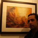 Painting - Roberto Chessa - Artist - Camden Town Image Gallery