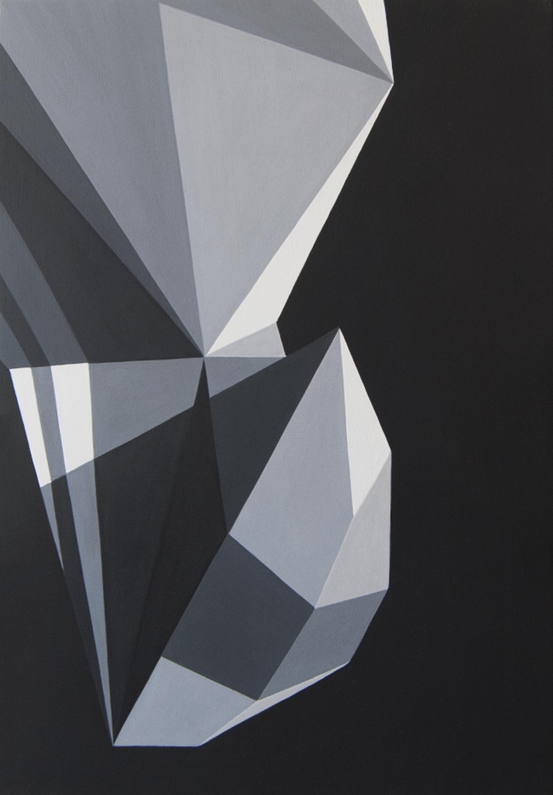 Geometric Contemporary Art By Roberto Chessa